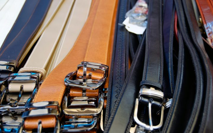 belt in Arabic