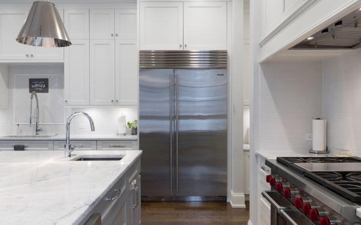 fridge in arabic