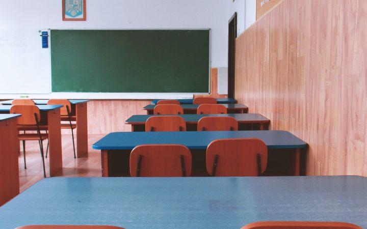 classroom in arabic
