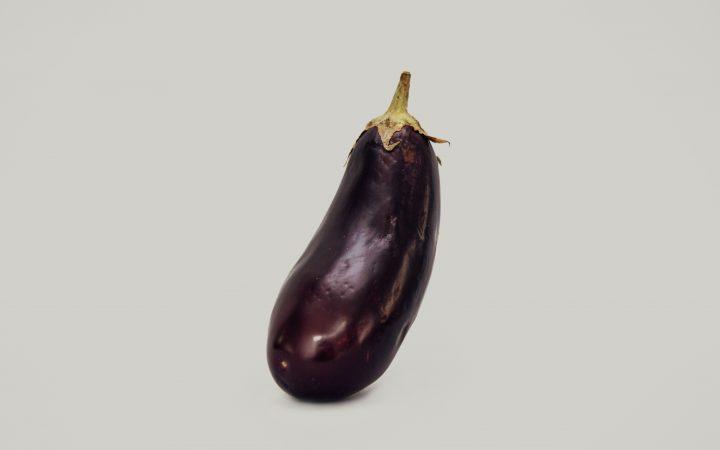 eggplant in arabic