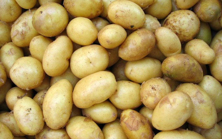 potatoes in arabic