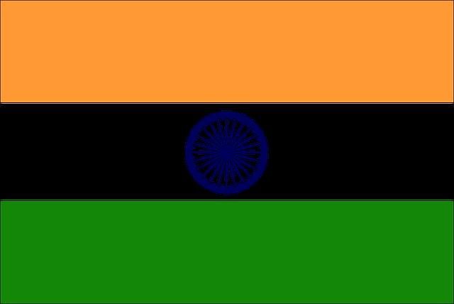 india in arabic