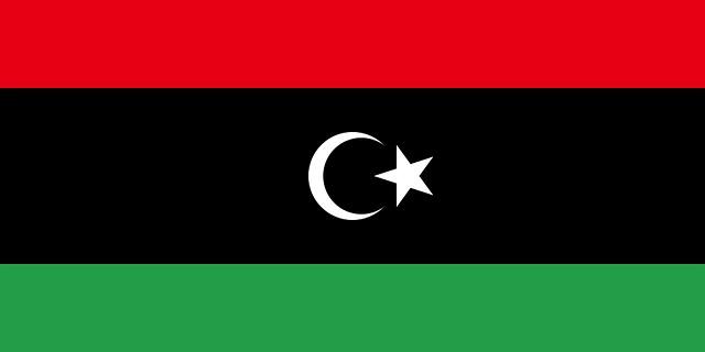 libya in arabic