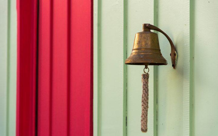 bell in arabic