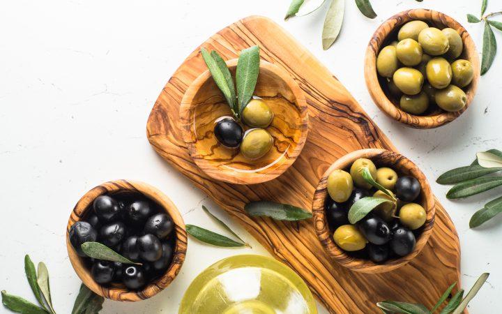olive in Arabic