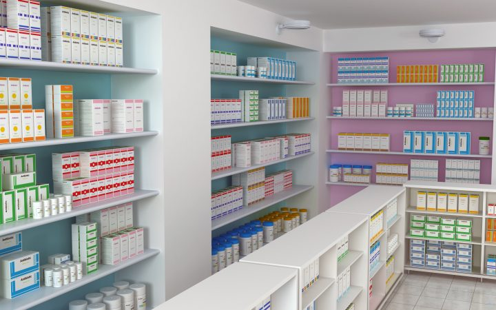 pharmacy in Arabic