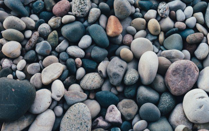stone in Arabic